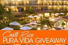Costa Rica Pura Vida Giveaway! / by BookIt.com®
