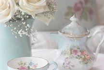 tea time / by Jamie Varga
