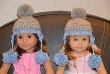 Doll Clothes / by Pam ~ Threading My Way