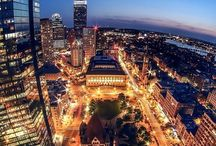 Boston, You Have My Heart / by Krissy Sienkiewicz