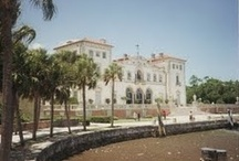 Vizcaya & A Few of My Favorite Places / by Peggy