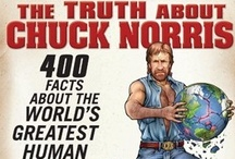 Chuck Norris / by Susie