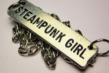 Smells Like Steampunk! / <3 / by Susie