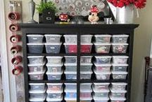 STORAGE FOR THE HOME / by Betty & Gary