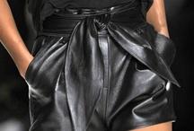 Leather / by JoJo M