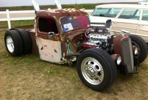 Cars & Motorcycles / by Greg Couturier