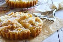 Rustic Fruit Desserts / by Patty Price / Patty's Food