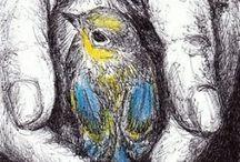 Get Sketchy / by Nanette Bratton