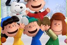 Snoopy & The Peanuts Gang / The Peanuts Gang: Snoopy, Charlie Brown, Linus, Lucy, Peppermint Patty, Woodstock, PigPen, The Red Baron, Charles Schulz / by Celebrity HotSpots