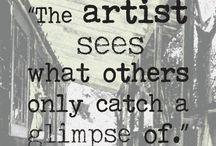 For the Art Teacher / by Nanette Bratton