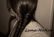 Great hair AND Makeup / Hairstyle ideas. / by Luna Nativa
