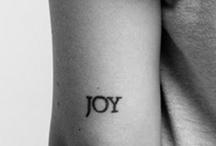 tattoos/piercings  / by Hilary Maxim