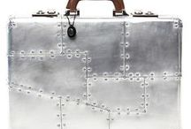 Metal Adornments: Studs, Rivets, Spikes  / by Gaylette