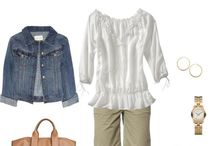 What I want to wear! / Clothing after bariatric surgery / by Lisa Cowden