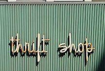 Shops / Our favorite #vintage shops / by My Vintage Addiction