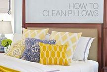 Household Cleaning and Laundry Tips / by Janice Allen