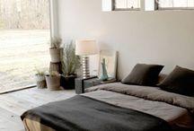 bedroom - dreams / Schöne Schlafzimmer. #schlafzimmer #bedrooms / by Pamela Bechler