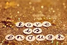 * L O V E * / All about #love. Alles zum Thema #liebe. / by Pamela Bechler