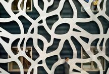 facade / #facade #fassade #structure #material #metal #wood #detail #details #construction #material #function #steel #design #fassaden #architektur #struktur #holz #metall #stahl #konstruktion #form #funktion / by Pamela Bechler