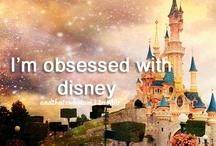 Disney~Love / by Tonya Paul-Gex