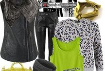 My Clothing Style / things I found that I either think is awesome or that I would wear / by Kari Linn