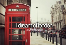 Londontown / It Would Be My Dream To Live There!! / by Crystal Culver-Vega