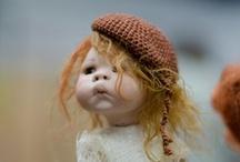 Art dolls I love / by Mickey Stein Gottschall