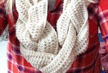 Crochet / by Nikita Bucholtz