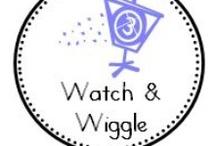 Watch & Wiggle Brain Breaks / by Stephanie @ 3rd Grade Thoughts