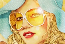 illustrations&printables / by Gamze Ulusoy