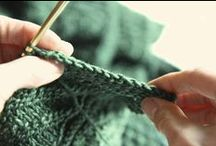 knit technique / how tos and what nots / by rothy