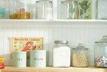 DIY - Decor Kitchen / DnRm / by Barb Wilbank