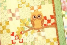 Owl -Themed Baby Nursery / by Keesia Wirt