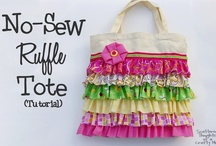 Sewing Projects  / Great tutorials and free patterns for beginner to expert sewing projects for the home. / by Keesia Wirt