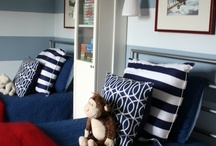 Boy's/son's... room ideas, wishes and wants / by Justine Barker