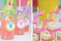 Party Ideas  / Fun ideas for all kinds of parties! #party #ideas / by Keesia Wirt