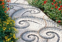 garden ideas / by Linda Dimmitt