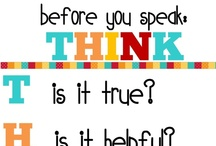 Quotes or thoughts / by Linda Dimmitt