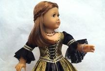 American Girl Doll / by Linda Dimmitt
