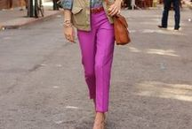 R is for Radiant Orchid / See how to wear all the hottest Spring/Summer 2014 trends in the Sydne Style A-Z Trend Guide http://www.sydnestyle.com/a-z-trend-guide/ #sstrendguide / by Sydne Summer