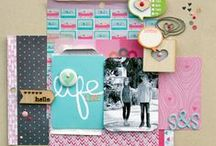 This Life: Scrapbook Circle January 2014 Kit / by Scrapbook Circle