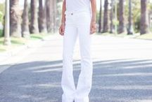 W is for Wide Leg Pants / by Sydne Summer