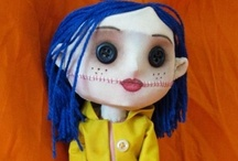 art-toys paper-toys plush and more  / by Mari Madeo