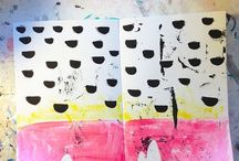 Sketchbooks/Journals / by Martha Van Raaphorst