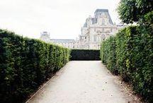 Je t'aime Paris. / by Danielle Nydam