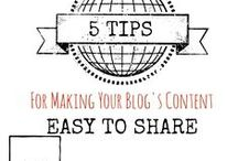 Making my blog better / by Shalana Frisby