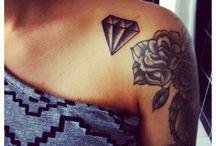 Tattoos <3 / by Alana Leggett