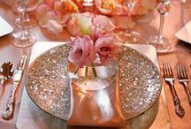 Table settings / by Susan Farrar