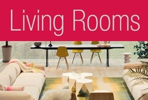 Lovely Living Rooms / by EWM Realty International
