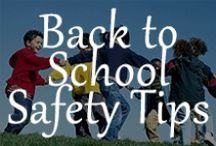 Back to School Safety Tips / by Protect Your Home